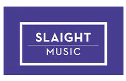 Link to Slaight Music  website